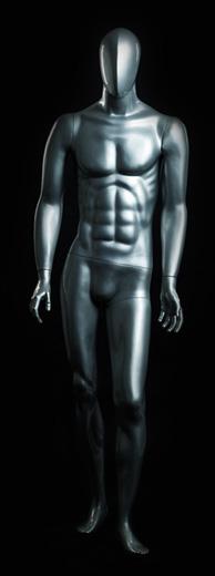 Мужчина в костюме - стадия 1