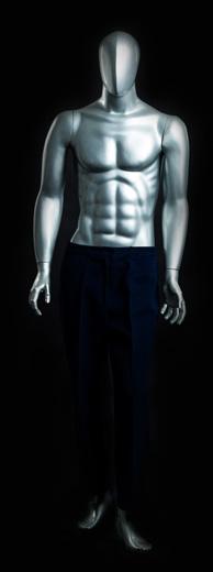 Мужчина в костюме - стадия 2