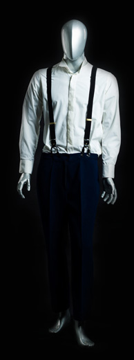 Мужчина в костюме - стадия 4