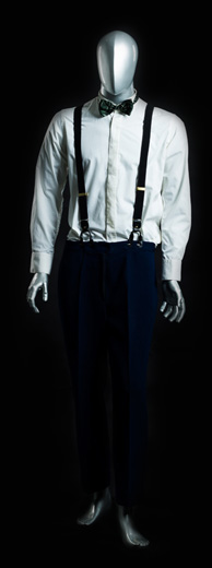 Мужчина в костюме - стадия 5