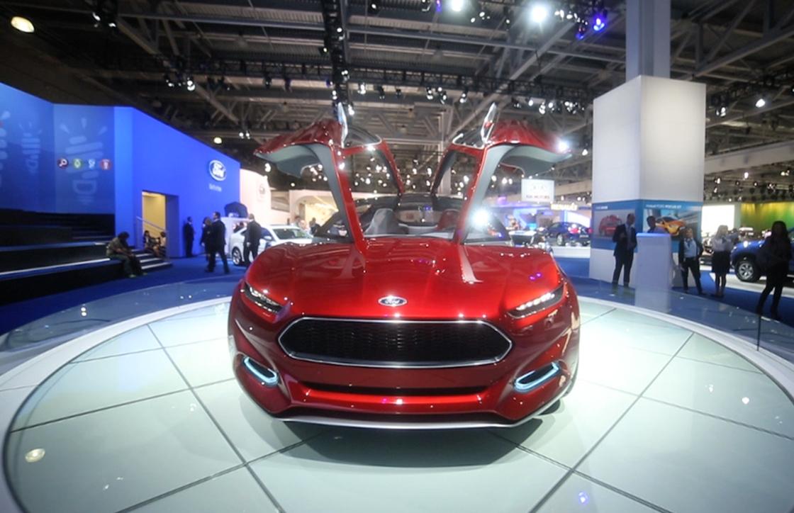Ford MIAS 2012