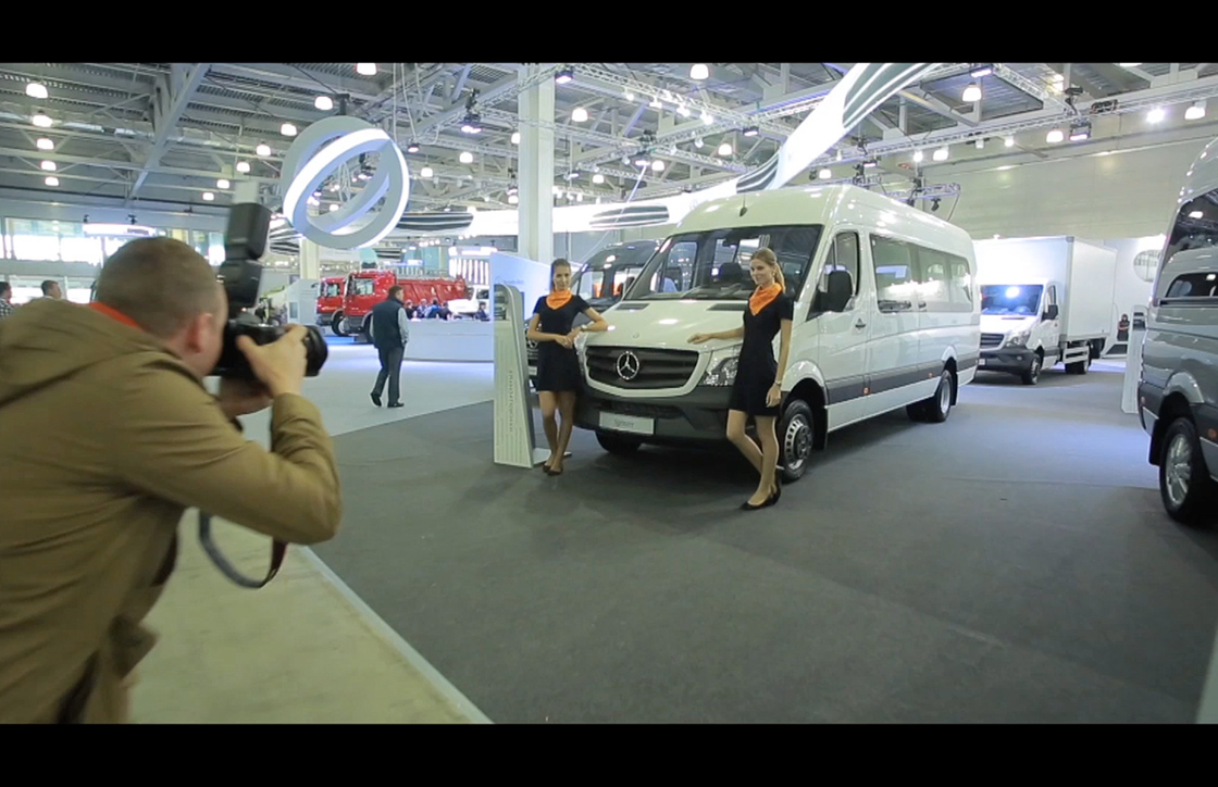 Mercedes Benz Sprinter Commercial